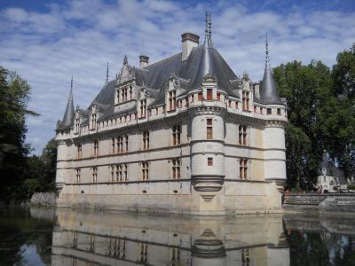 Chteau DAzay Le Rideau
