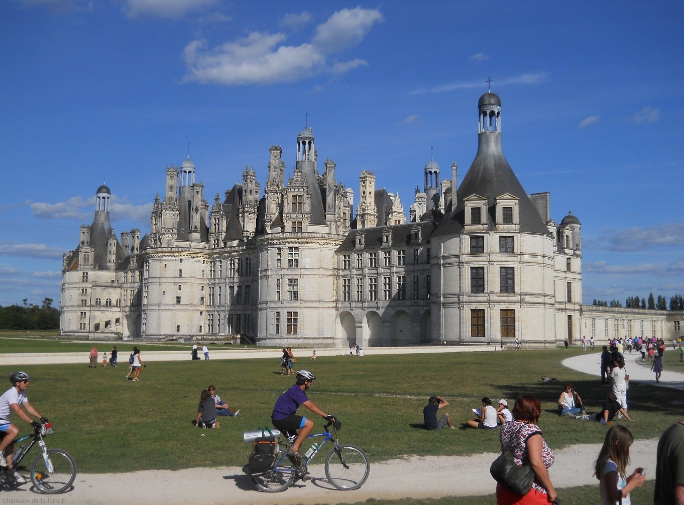 Les Ch U00e2teaux De La Loire  U00e0 V U00e9lo