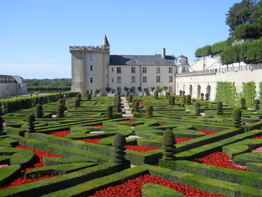 Pictures of loire valley ch teaux french castles for Le jardin de la france