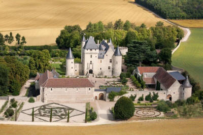 Le Rivau Castle and Gardens