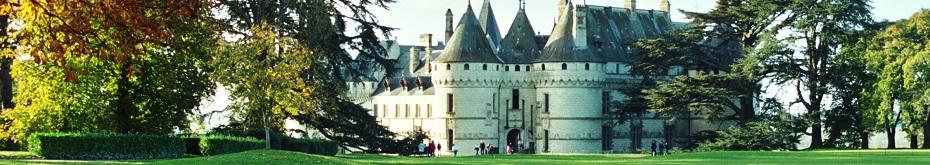 Ch teau et jardins de chaumont sur loire - Chateau de chaumont sur loire jardin ...