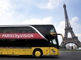 Excursion en autocar Tour Eiffel